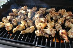 Grilled Chicken Wings - 18+ easy sauce recipes