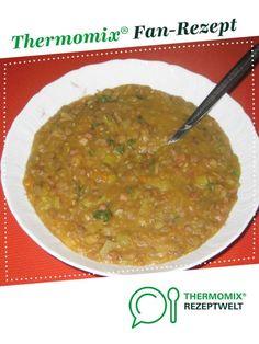 Schneller, gesunder und einfacher Linseneintopf von Rennmaus90. Ein Thermomix ® Rezept aus der Kategorie Hauptgerichte mit Gemüse auf www.rezeptwelt.de, der Thermomix ® Community.