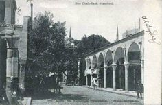 Şehzadebaşı,NicolasAndriomenosfotoğrafı