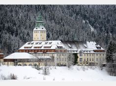 Site of 2015 G8 Summit - Schloss Elmau - Bavaria - Garmisch-Partenkirchen. Pinned by www.mygrowingtraditions.com