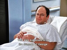 """Seinfeld - """"This was supposed to be the Summer of George."""""""