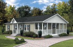 like the exterior color combo...small country homes pictures - AT&T Yahoo Search Results