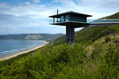 The spectacular Pole House is not just a landmark, it is actually available to rent as a holiday house...time to start planning your next trip!