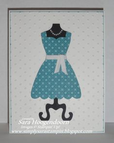Pretty in Polka Dots by shoogendoorn - Cards and Paper Crafts at Splitcoaststampers