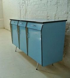 50s kitchen cabinet~