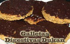 Galletas digestivas.
