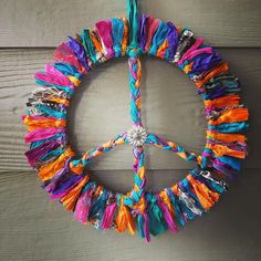 Dream Catcher Boho, Peace And Love, Boho Decor, House Ideas, Inspire, Wreaths, Shop, Check, Handmade