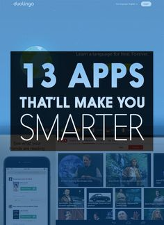 13 Apps That'll Teach You Something New Every Day