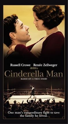 """""""Cinderella Man"""" (2005) from Jason Pyles' Top 5 most effecting or life changing movies, Movie Podcast Weekly Episode 040."""