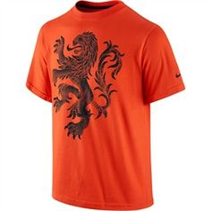Junior Oranje T-shirt #casual #wk2014 #kids | Achmea Health Centers