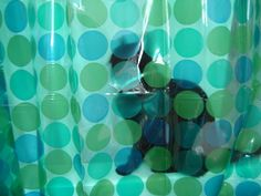 Clean a mildewed plastic shower curtain liner by running it through your washing machine with a few towels.   31 Clever Ways To Clean All Of The Stubbornly Dirty Things