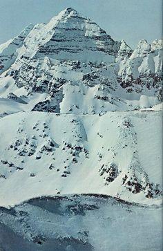 August 1969    Pyramid Peak, Aspen