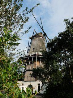 Moulin à vent proche de Wersterpark (Amsterdam / Pays-Bas)