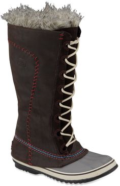 Sorel Cate the Great Deco Winter Boots - Women's. Sorel boots have kept me warm and dry for years!