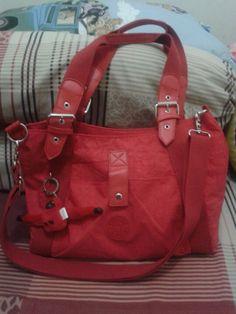 My new bag kipling