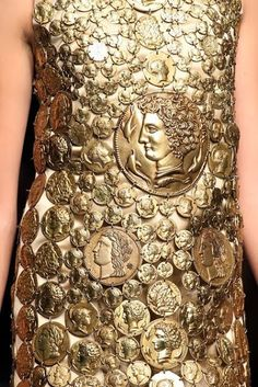 Costume Inspiration…k..Roman Goddess.  Dolce and Gabbana