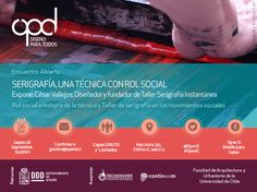 Afiche difusión Encuentro Open D - Septiembre