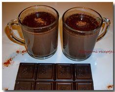 Forró Csilis Csoki Mason Jars, Tea, Mugs, Tableware, Dinnerware, Tumbler, Dishes, Mason Jar, Mug