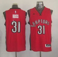 NBA Jerseys Toronto Raptors #31 ross red Jerseys