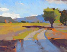 """Mark Daniel Nelson """"Autumn Road"""""""