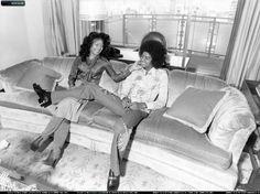 Michael and LaToya living in NY