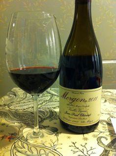 Mi Blog de Vinos: Jean Paul Thévenet Morgon Vieilles Vignes 2011