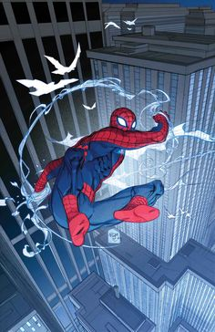 Spider-Man - Pasqual Ferry