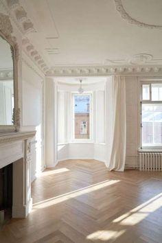 Dream Home Design, My Dream Home, Home Interior Design, Interior Architecture, Interior And Exterior, House Design, Parisian Apartment, Dream Apartment, French Apartment