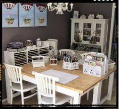 craft room by odessa