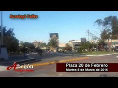 ESTACIÓN Y CALLES DE ITUZAINGÓ 8 Marzo 2016