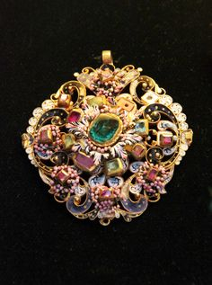 Pendant, Hungarian, 17th century © Hungarian National Museum - Budapest