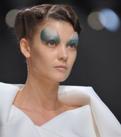 Makeup trends for Spring/Summer 2014 #spadelic #beauty #makeup #trends