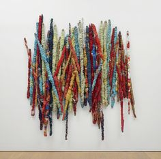Sheila Hicks, Safe Passage, 2014-2015, Sikkema Jenkins & Co.