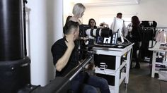 Take a look behind the scenes at our fabulous photo shoot.