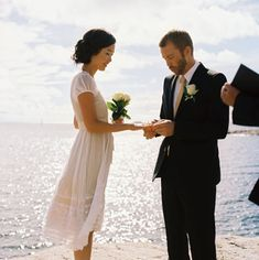 Swedish Island Wedding | A Cup of Jo