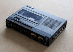 Sony TC D5M Radios, Sony Design, Nostalgia, Nostalgic Pictures, Cassette Recorder, Hifi Audio, Retro Futurism, Audio System, Sony Products