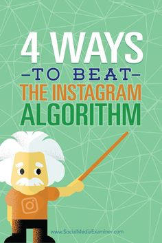 Tips on tactics your business can use to respond to the Insagram algorithm changes.