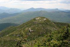 Vue sommet Colden, Adirondacks, juillet 2014 (sommet avant le sommet) New York, Photos, Mountains, Usa, Nature, Travel, New York City, Pictures, Naturaleza