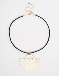 ASOS Shapes Choker Necklace