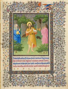 015- Belles Heures of Jean de France duc de Berry- Folio 211R -© The Metropolitan Museum of Art | par ayacata7