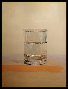 #Painting by Brian Blackham #CCAF