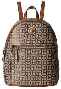 Handbags On Sale, Luxury Handbags, Fashion Handbags, Purses And Handbags, Backpack Purse, Leather Backpack, Mochila Tommy, College Bags, Gucci