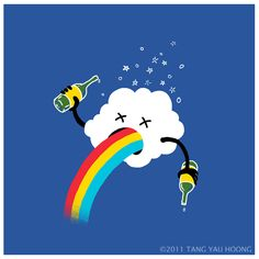 How Rainbows Are Made, From Tang Yau Hoong's portfolio website