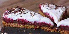 Čokoládovo-malinová vášeň - Powered by Russian Recipes, No Bake Cake, Sweet Tooth, Cheesecake, Sweets, Cookies, Desserts, Food, Eat