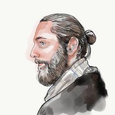 Artist of my own avatar - sararooth@me.com