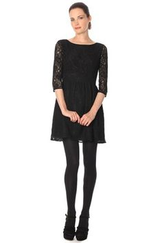 Vaity Lace Dress - Dresses - French Connection