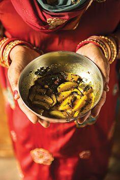 Aamba Khatta (Sweet and Sour Mango Pickle) | SAVEUR