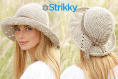 Три элегантные шляпки от Drop Design