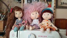 Muñecas de tela DaLareira taller y cursos online de costura de muñecas Teddy Bear, Animals, Tela, Animales, Animaux, Teddy Bears, Animal, Animais