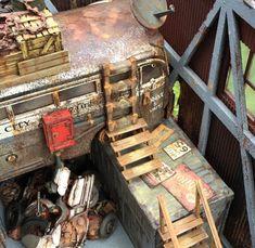 Fallout 4 Settlement Ideas, Post Apocalyptic, Monster Trucks, War, Models, Future, Interior, Templates, Future Tense
